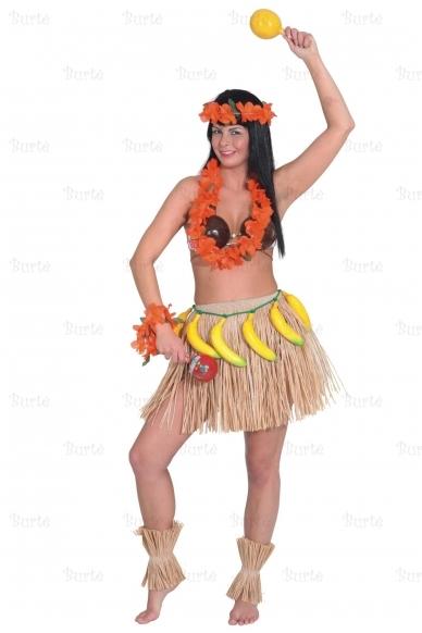 Havajietiškas sijonas, 50 cm 2