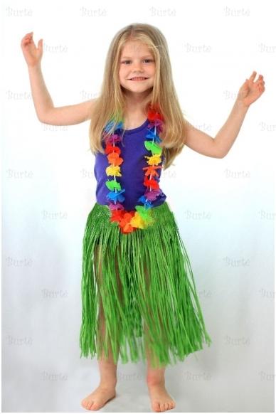 Havajietiškas sijonas, vaikams 5