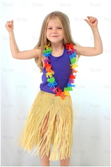 Havajietiškas sijonas, vaikams 6