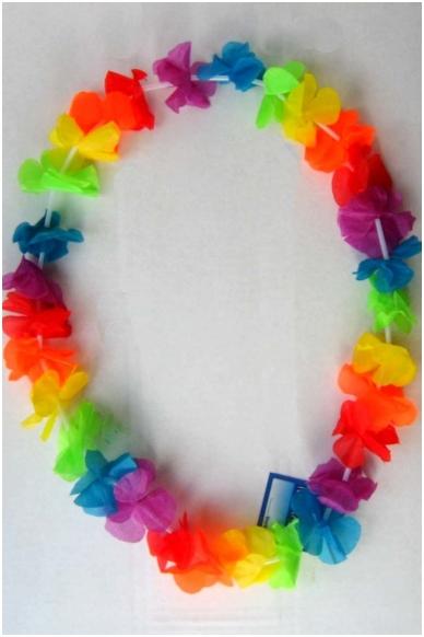 Havajietiška girlianda