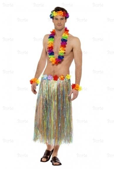 Havajų girliandų rinkinys 3