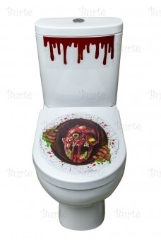 "Helovino dekoracija ""Zombių portalas"""