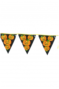 Гирлянда флаги Хэллоуин