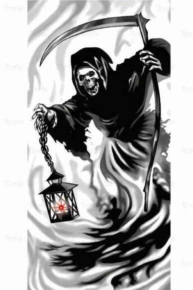 """Декорация на дверь """"Смерть"""""""