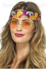 Hipio akiniai, oranžiniai