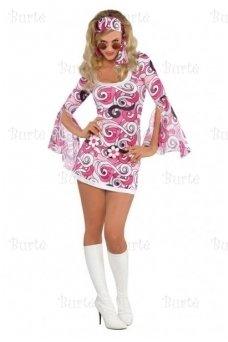 Hippy Flower Dress