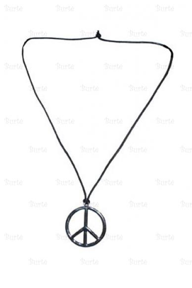 Медальон-значок Хиппи