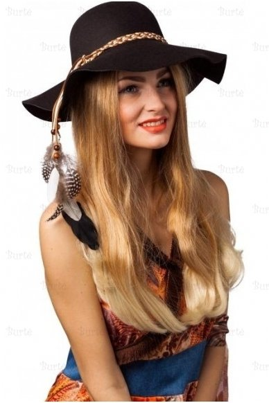 Hipės skrybėlė 3