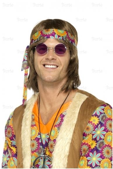 Hipio akiniai, violetiniai 2
