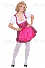 Bavarian girl's dress
