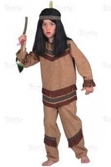 Indian boy costume