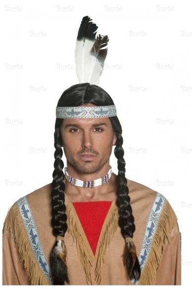 Indėnės perukas, Indėno perukas 2