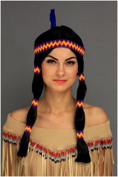 Indėnės perukas
