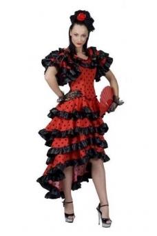 Spanish lady costume