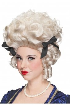 Historical Lady wig