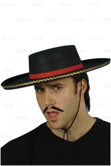 Ispaniška skrybėlė