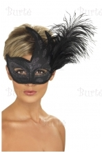 Juoda Venecijos kaukė