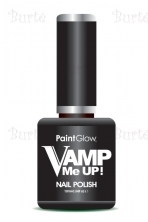Vamp Me Up Nail Polish black