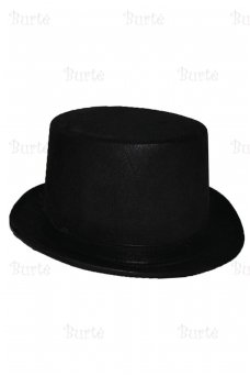 Topper Hat, Black
