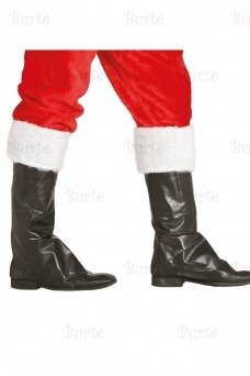 Overboots santa claus