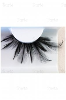 Eyelashes, black