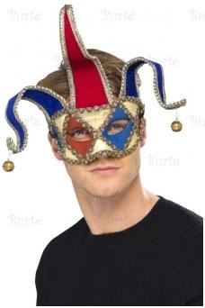 Juokdario kaukė
