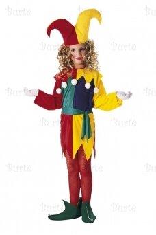 Harlequin adult costume