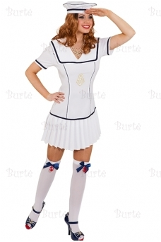 Adult Sailor Girl's costume