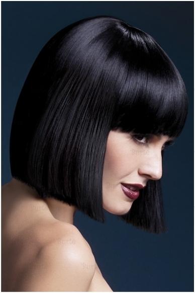 Чёрный парик - Лола
