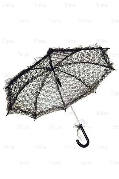 Juodas skėtis