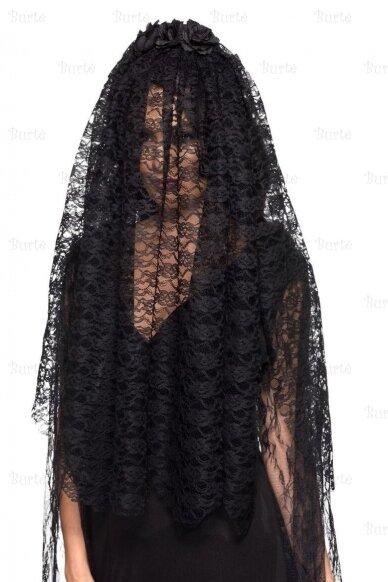 Juodas veliumas