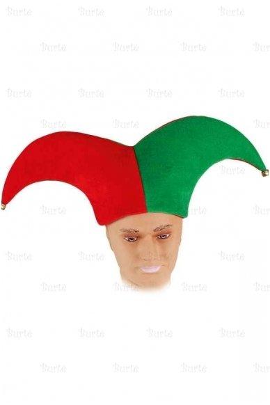 Juokdario kepurė 2