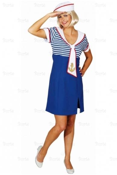 Jūreivės kostiumas 2