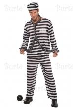 Prisoner's costume
