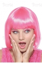 """Wig """"sexy holly"""" pink"""