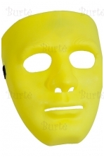 Geltona kaukė