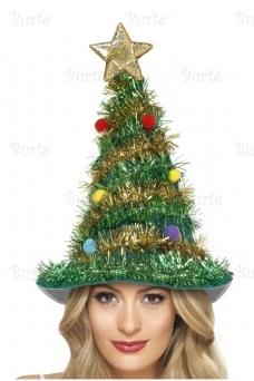 Kalėdų Eglutės kepurė
