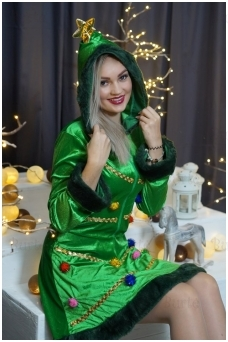 Costume Christmas Tree Dress