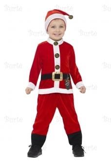 Kalėdų senelio-nykštuko kostiumas
