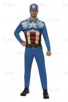 Kapitono Amerikos kostiumas