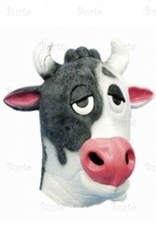 Cow Mask