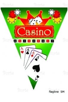Garland Flags 'Casino'