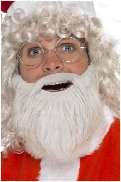 Kalėdų senelio akiniai