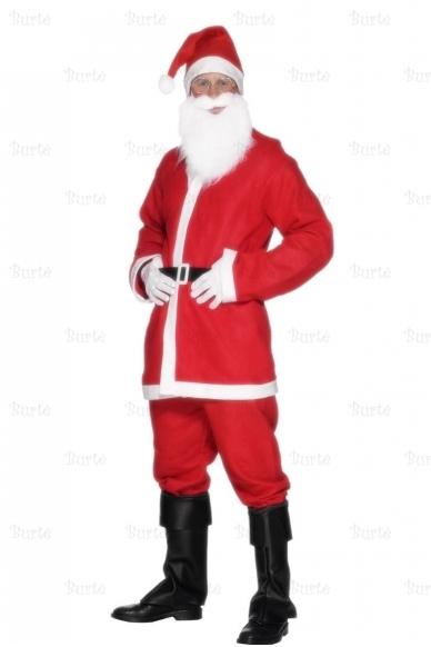 Santa Suit Costume, Red