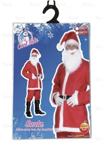 Santa Suit Costume, Red 2