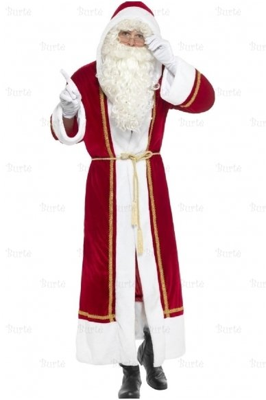 Kalėdų Senelio kostiumas