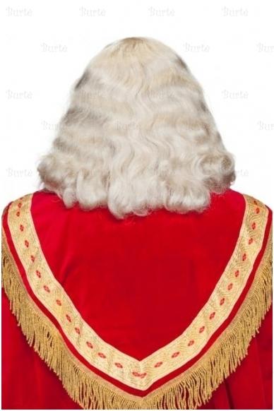Kalėdų Senelio perukas ir barzda (su antakiais) 3
