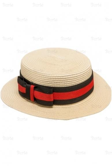 Kanotjė retro skrybelė