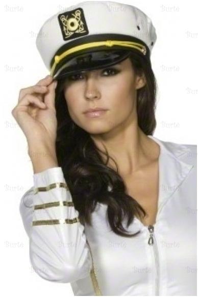Kapitono kepurė 3