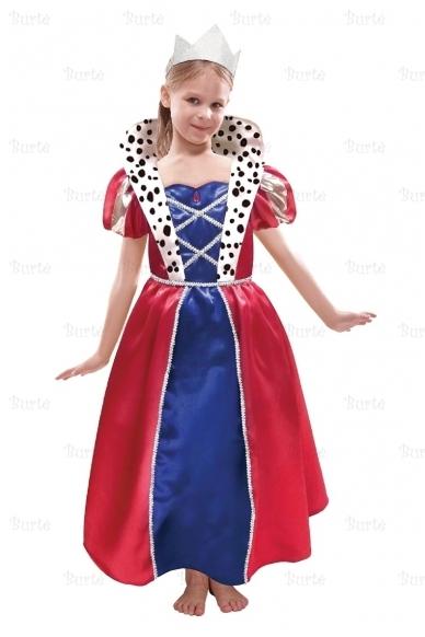 Karalienės kostiumas 4